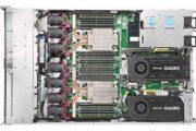 Масштабным центрам обработки требуются высокопроизводительные сервера. Они должны иметь большую плотность и располагать возможностями виртуализации. Это поможет работать с базами данных и осуществлять огромное количество вычислений. Сегодня производителями предлагается множество вариантов оборудования, отвечающего таким требованиям. Одним из инновационных решений является сервер HP ProLiant DL360 Gen9, выпускаемый в корпусе с одним либо двумя процессорами. Уникальные возможности высокопроизводительного сервера Крупная американская компания HP регулярно предлагает новые разработки в области информационных технологий. Выпускаемое ею оборудование пользуется заслуженной популярностью во всем мире благодаря функциональности, практичности, надежности, долговечности и отказоустойчивости. Не исключением являются и серверы ProLiant DL360 Gen9. Возможности этой линейки существенно улучшены, по сравнению с предыдущими решениями. Обеспечивают их следующие комплектующие: процессоры серии E5-2600 v4 от Intel Xeon, вмещающие до 22 ядер; накопитель DDR4 в 2400 МГц с поддержкой модулей до 128 Гб; фирменные адаптеры, работающие со скоростью в 25 Гб/с; твердотельные накопительные устройства NVMe PCIe, имеющие компактный форм-фактор и объем, достигающий 2 Тб; универсальный контроллер, позволяющий напрямую подключать до 16 накопителей. Целесообразность использования инновационного оборудования Современное вычислительное оборудование, в том числе и рассматриваемый сервер, является эффективным решением для успешного ведения предпринимательской деятельности. Его применение позволяет: создавать масштабные базы данных с возможностью наращивания мощностей; обеспечивать динамическое интеллектуальное управление инфраструктурой; повышать температуру в помещении, достигая экономии на кондиционировании; достигать высокой производительности работы при оптимальных энергетических затратах. Такие серверы подходят для поддержания большого перечня задач любой сложности в разнообразных средах. Они способ