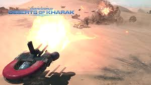 Обзор Homeworld Deserts of Kharak