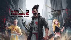 RED COMRADES 2