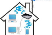 Wi-Fi в коттедже