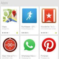 Как устанавливать приложения на умные часы с Android Wear