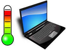 температура ноутбука