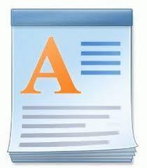 Настройка редактора WordPad
