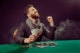 при игре в покер
